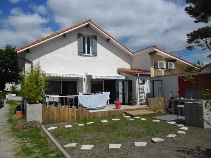 Maison à Capbreton entre Centre ville et Plages !