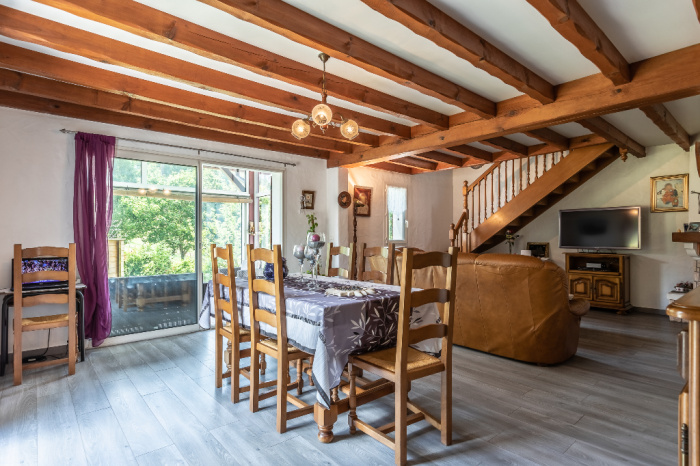 En venta casa de Saint Barthélémy con sótano