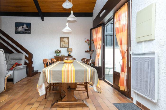 Villa patio Seignosse océan