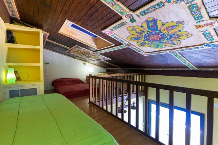 SEIGNOSSE plage appartement T2bis mezzanine