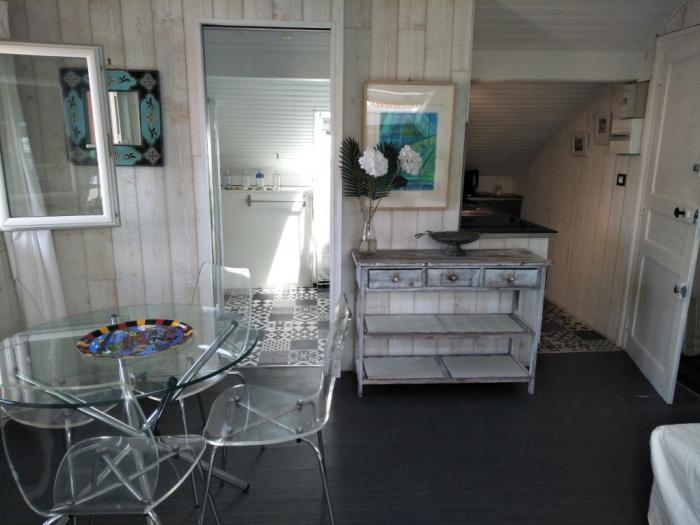Biarritz, fully renovated studio
