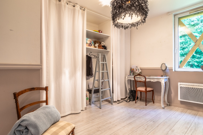 Mousserolles district, spacious T4 with magnificent view of Adour