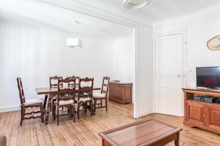 Coeur historique, appartement T3 à vendre