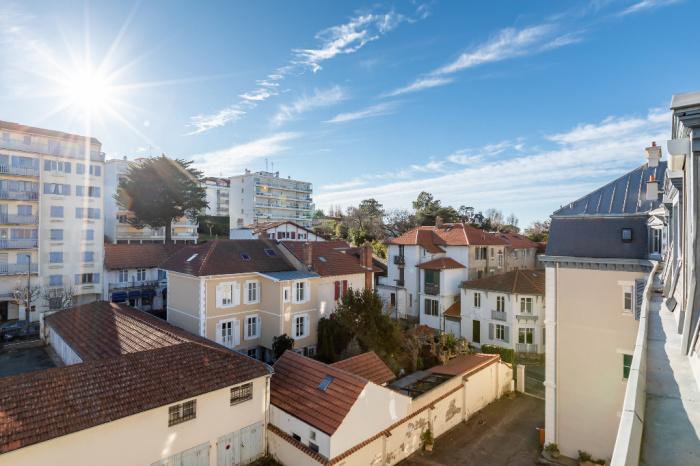 Appartement Biarritz 2 pièces Saint Charles