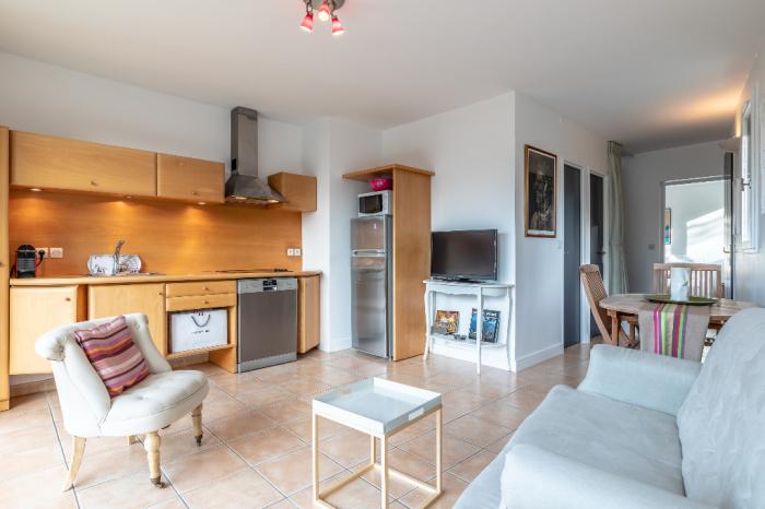 A vendre appartement 3 pièces sur le Golf de Chiberta