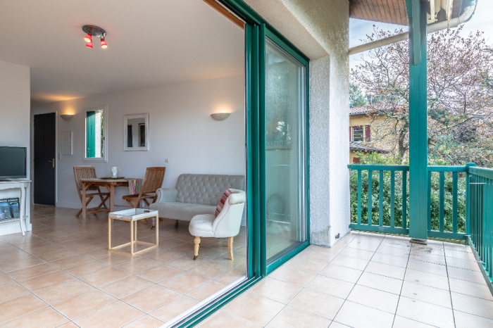 For sale 3 rooms' apartment on the Golf of Chiberta