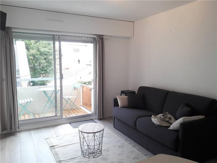 Apartamento BIARRITZ - 22 m²