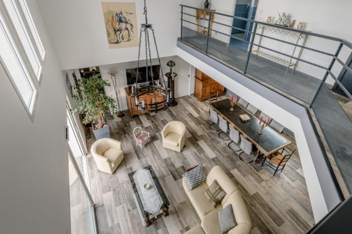Se vende villa nueva de 2017 en Urrugne.