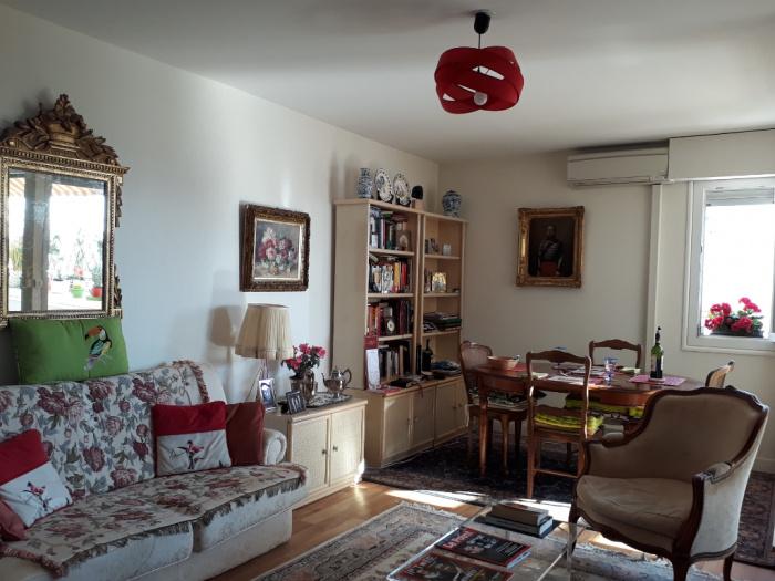 A vendre quartier  Beaurivage appartement avec vue