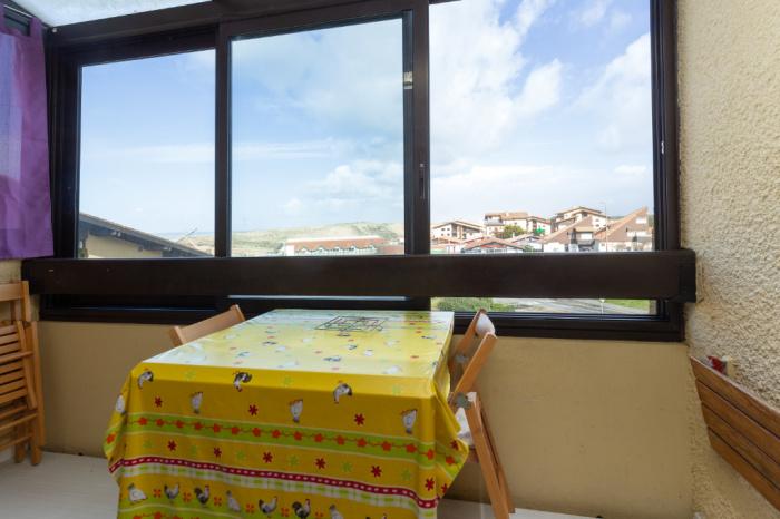 Apartamento Seignosse con vistas al mar