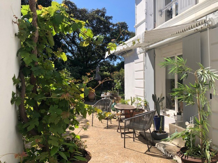 The romantic charm in the heart of Biarritz