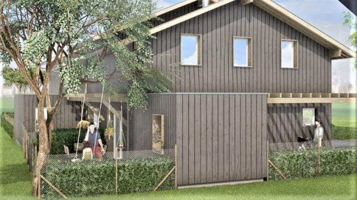 Charmante maison neuve au coeur du Bourg