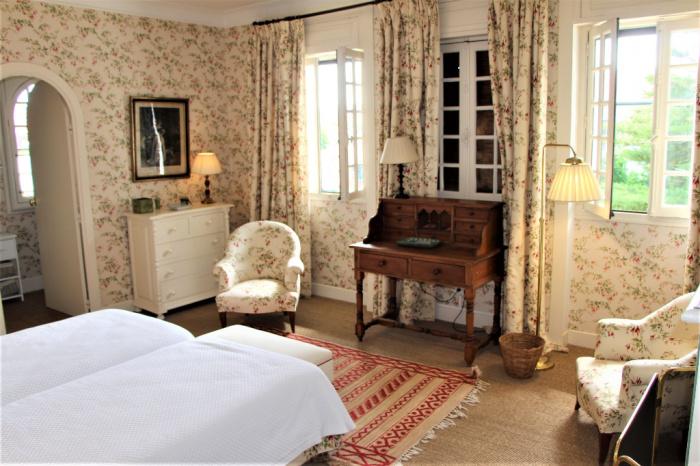 Residencia de lujo catalogada en Biarritz