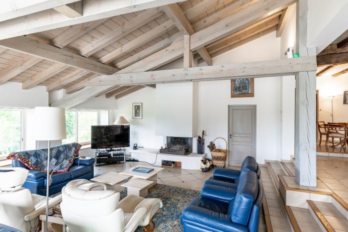 Saint Pée Sur Nivelle, gran casa de 8 habitaciones 370 m²