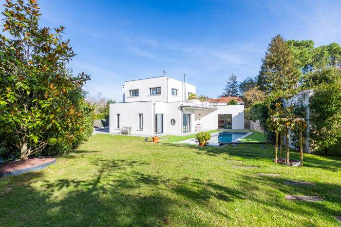 Biarritz maison contemporaine