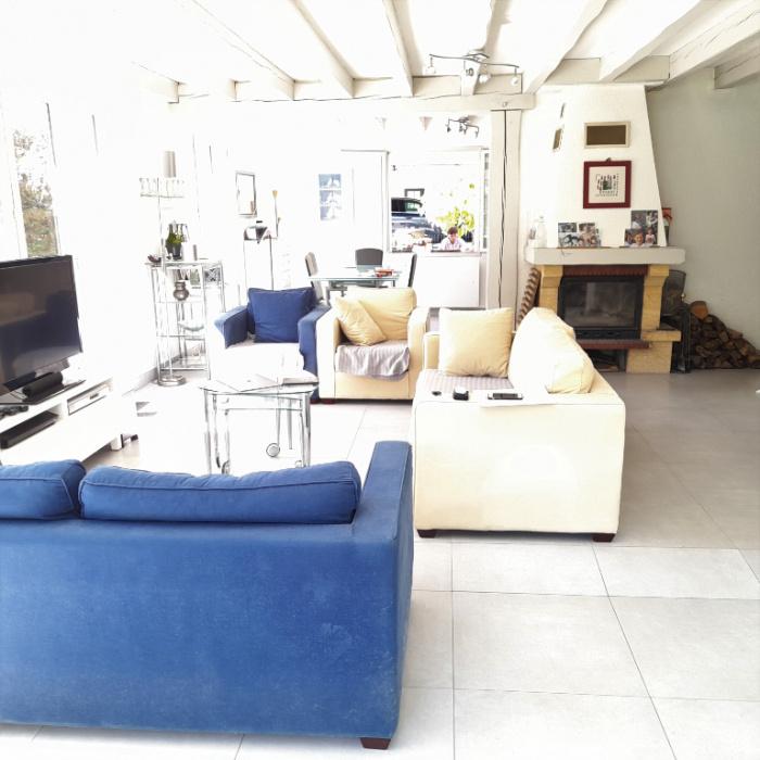 Venta casa Lahonce 6 hab.160 m2