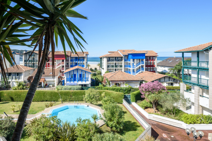 Hendaya gran playa 3 habitaciones en venta distrito sokoburu