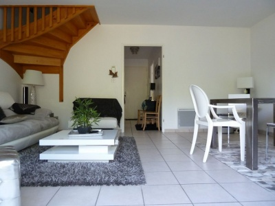 Anglet: recent villa  with 3 bedrooms and garage