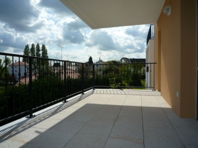 A one bedroom apartment in Anglet