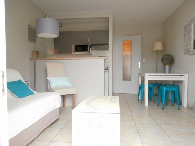 A one bedroom apartment of 32 m² in Anglet