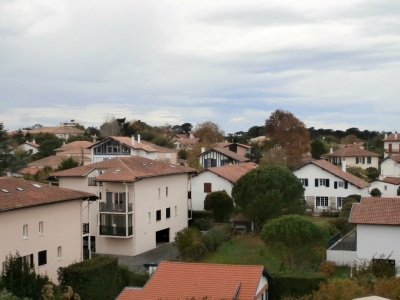 A 3 bedroom apartment in Anglet