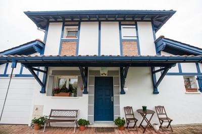 Achat maison villa fontarrabie carmen immobilier for Achat maison hendaye
