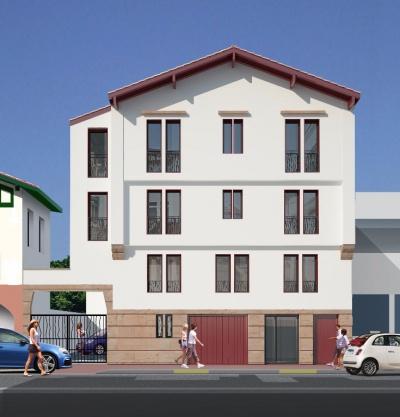 achat appartement saint jean de luz carmen immobilier. Black Bedroom Furniture Sets. Home Design Ideas