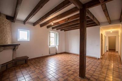 Appartement à vendre avec comble et cave