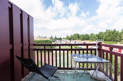 Anglet, apartment type 3 with balcony