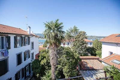 Appartement t3 avec vue dégagée sur le Jaizkibel