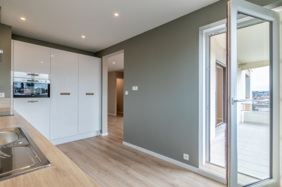 Appartement Anglet 4 pièce(s) 93 m2 avec terrasse au 4ème et dernier étage