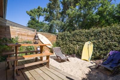 Maison parfait état à vendre proche centre ville et plage, jardin, cave et parking