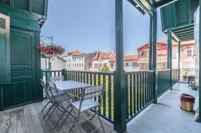 Appartements à vendre avec terrasse dans résidence très charmante